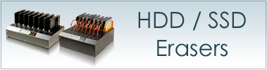 HDD & SSD Erasers